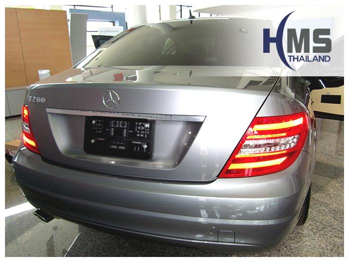 Mercedes Benz C200 (NAVIGATION+TOUCH SCREEN+TV TUNER+REAR